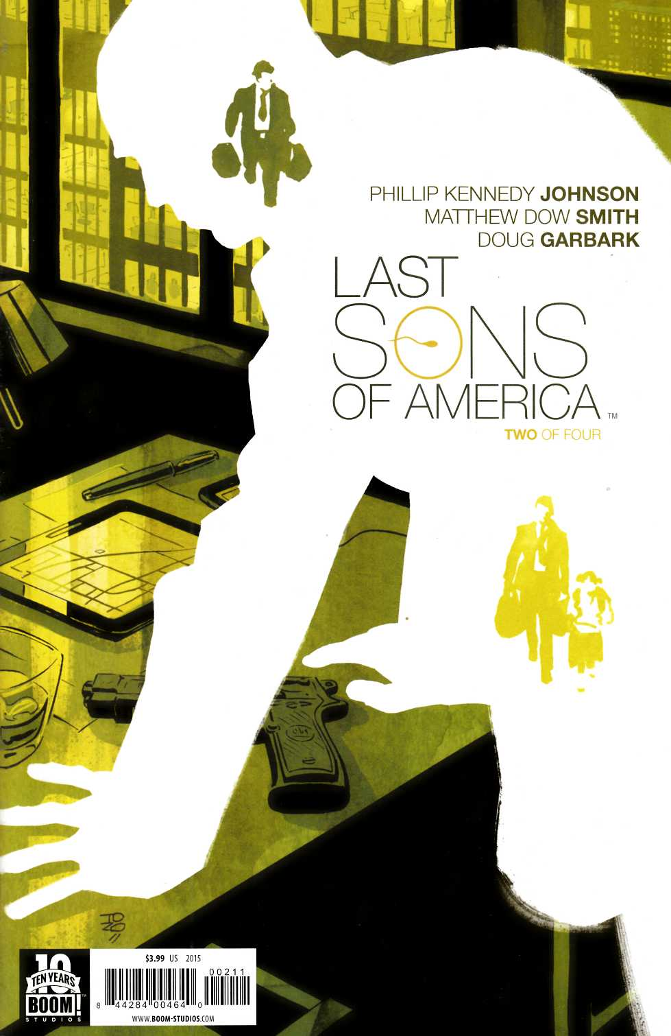 Last Sons of America #2 [Boom Comic] LARGE