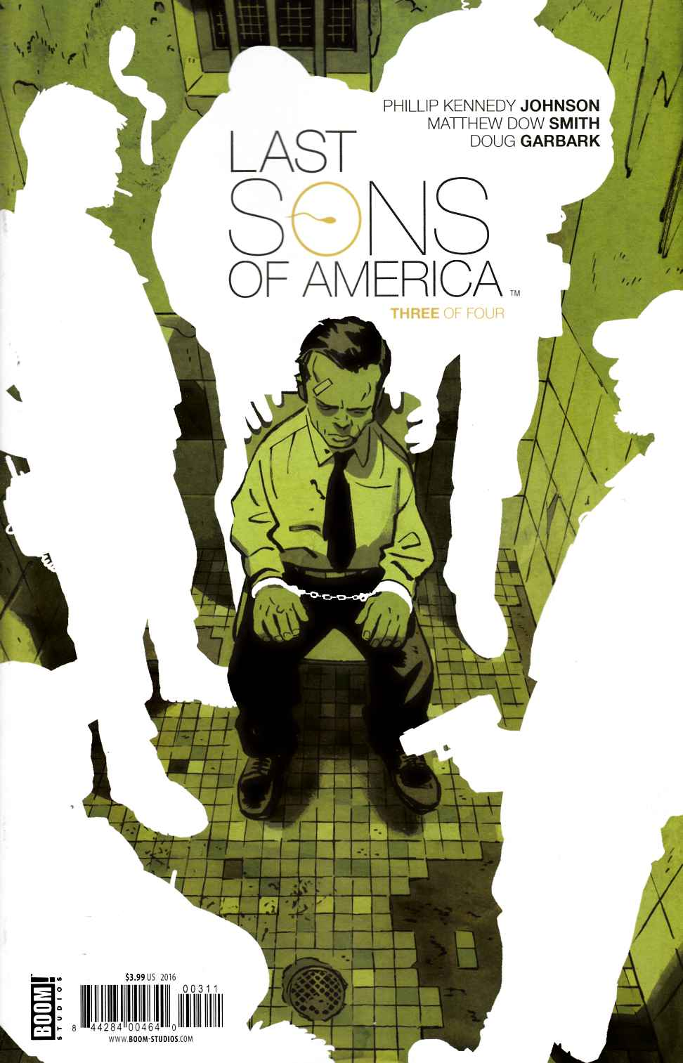 Last Sons of America #3 [Boom Comic] THUMBNAIL