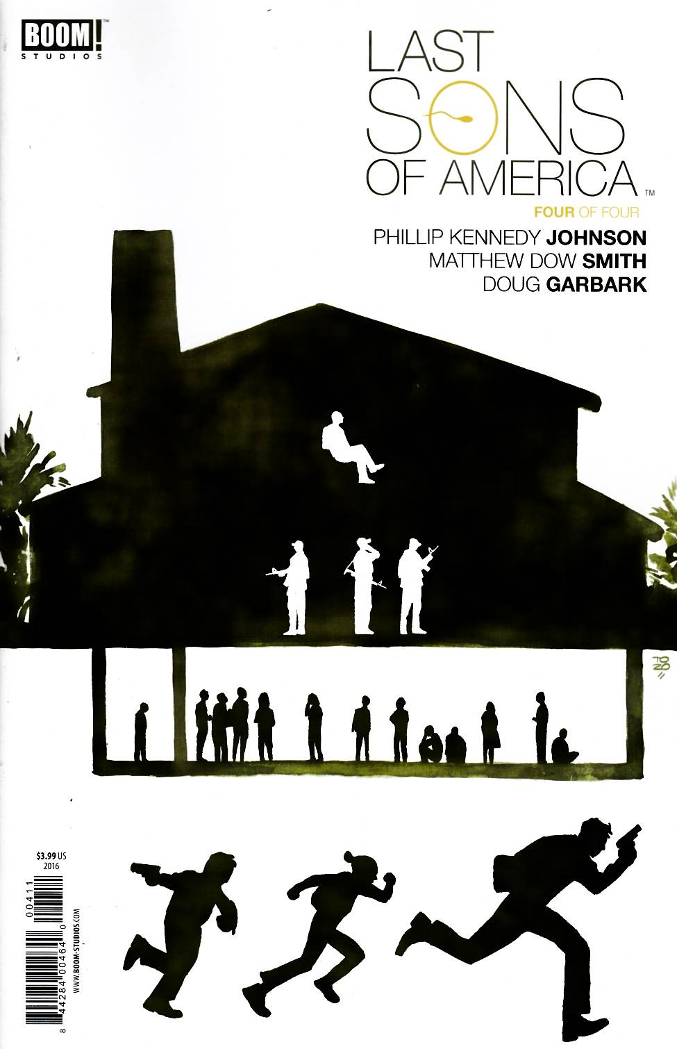 Last Sons of America #4 [Boom Comic] THUMBNAIL