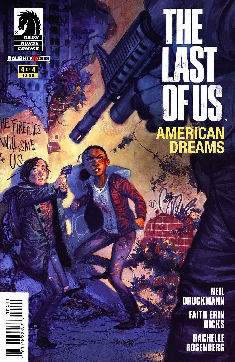 Last of Us American Dreams #4 [Comic]