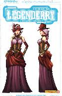 Legenderry A Steampunk Adventure #1 Concept Art Incentive Cover [Comic]_THUMBNAIL