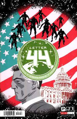 Letter 44 #1 Second Printing [Comic] LARGE