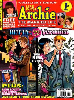 Life With Archie #1 [Comic] LARGE