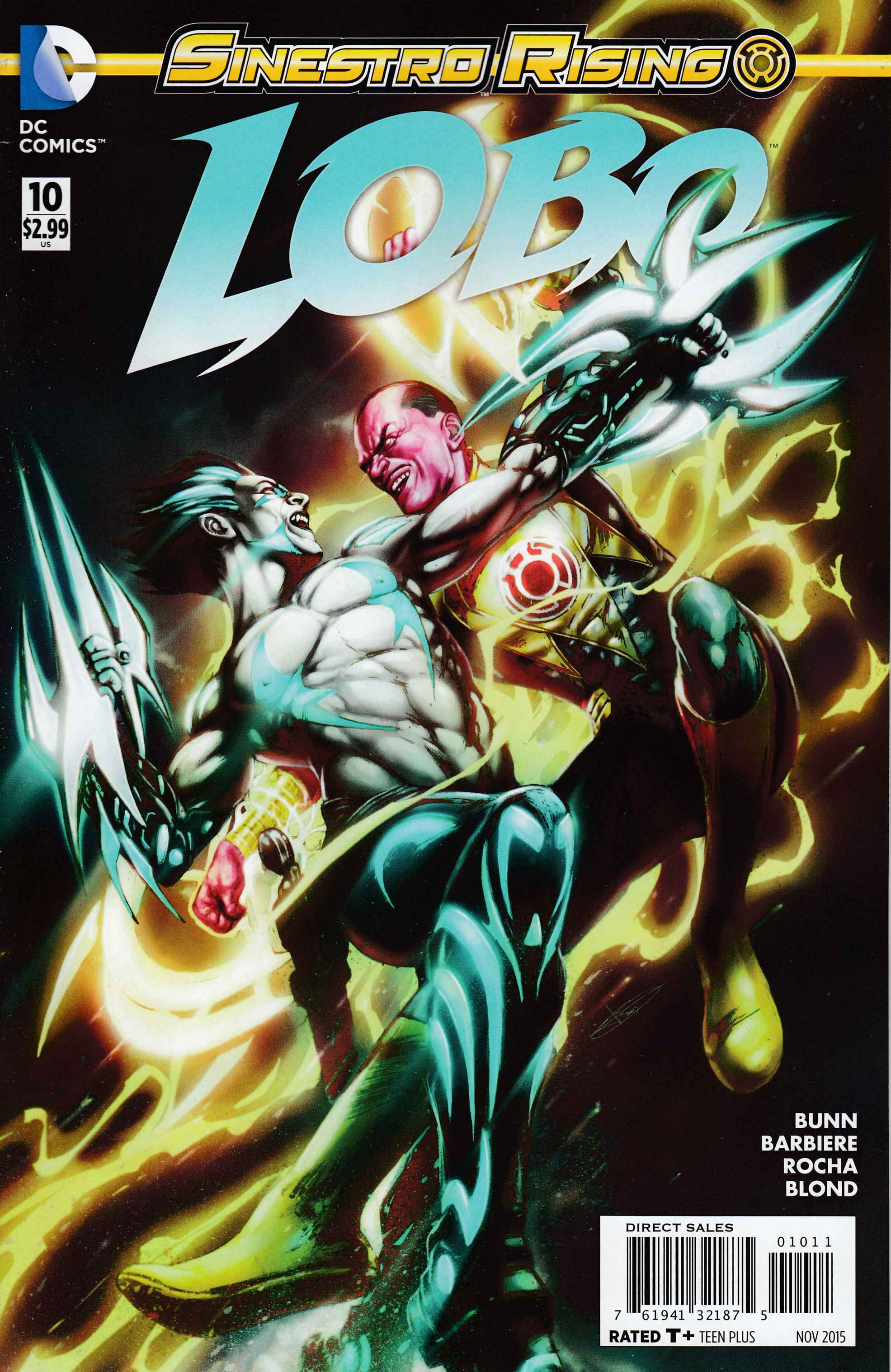 Lobo #10 [DC Comic] LARGE