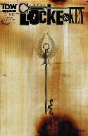 Locke & Key Omega #4 Cover RI- Photo [Comic] THUMBNAIL
