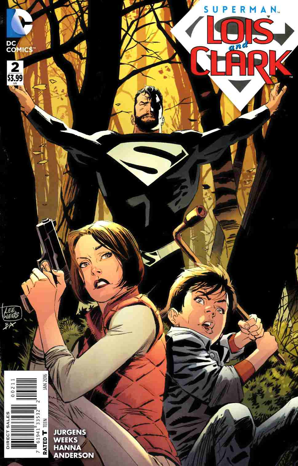 Superman Lois and Clark #2 [DC Comic]_THUMBNAIL