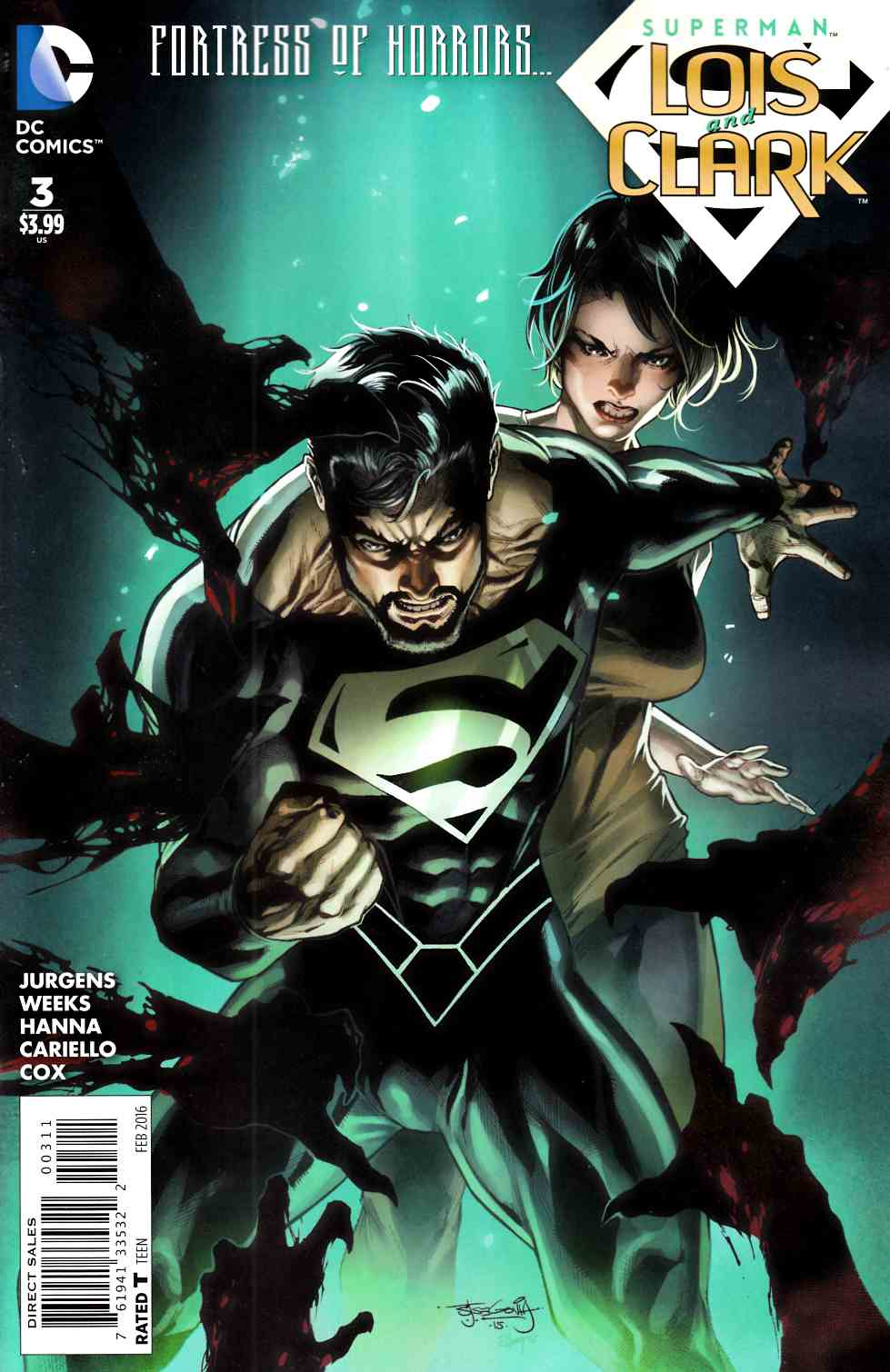 Superman Lois and Clark #3 [DC Comic]_THUMBNAIL
