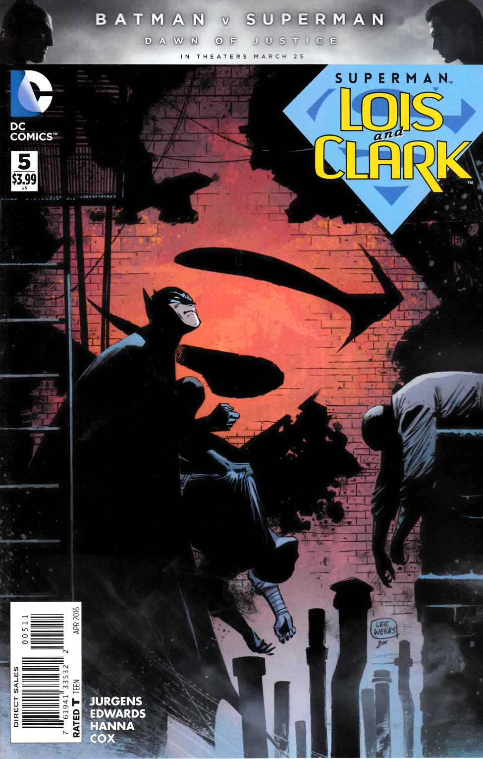 Superman Lois and Clark #5 [DC Comic]_THUMBNAIL