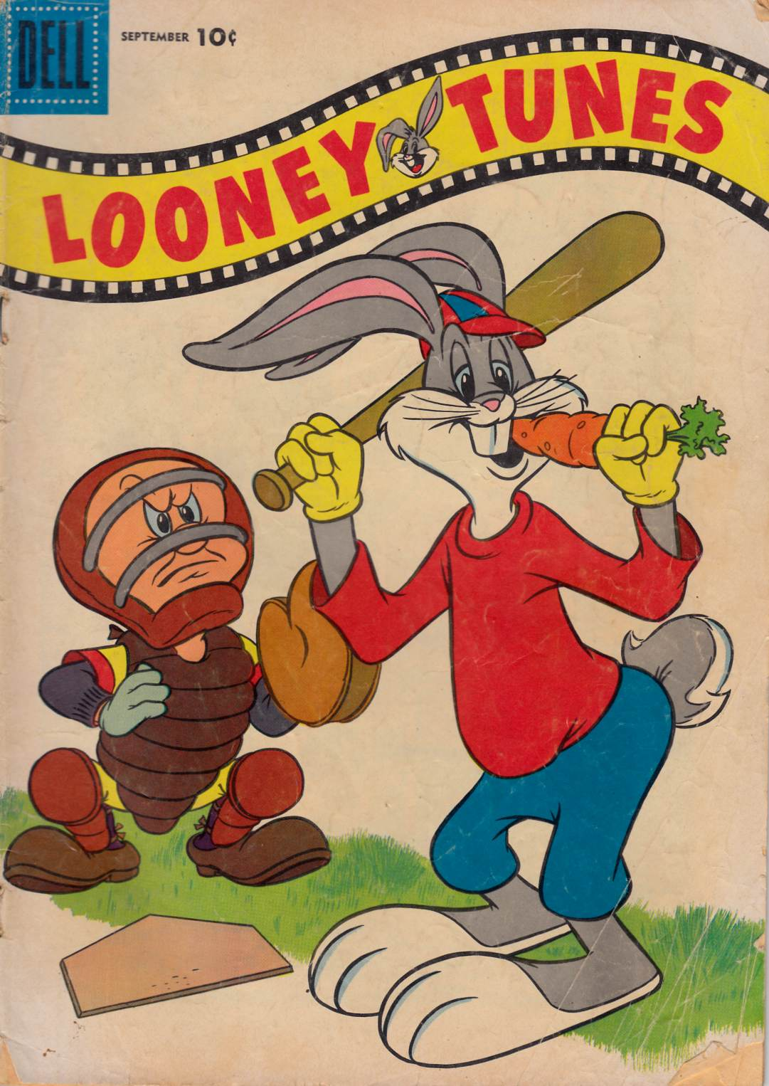 Looney Tunes #179 [Dell Comic] LARGE