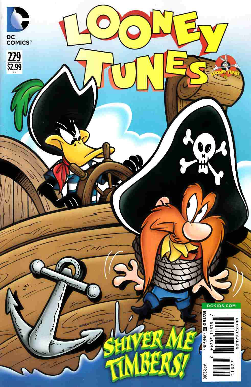 Looney Tunes #229 [DC Comic] LARGE
