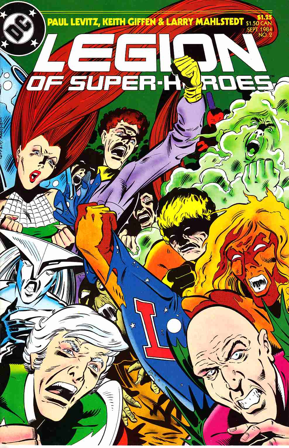 Legion Of Super-Heroes #2 [DC Comic]_THUMBNAIL