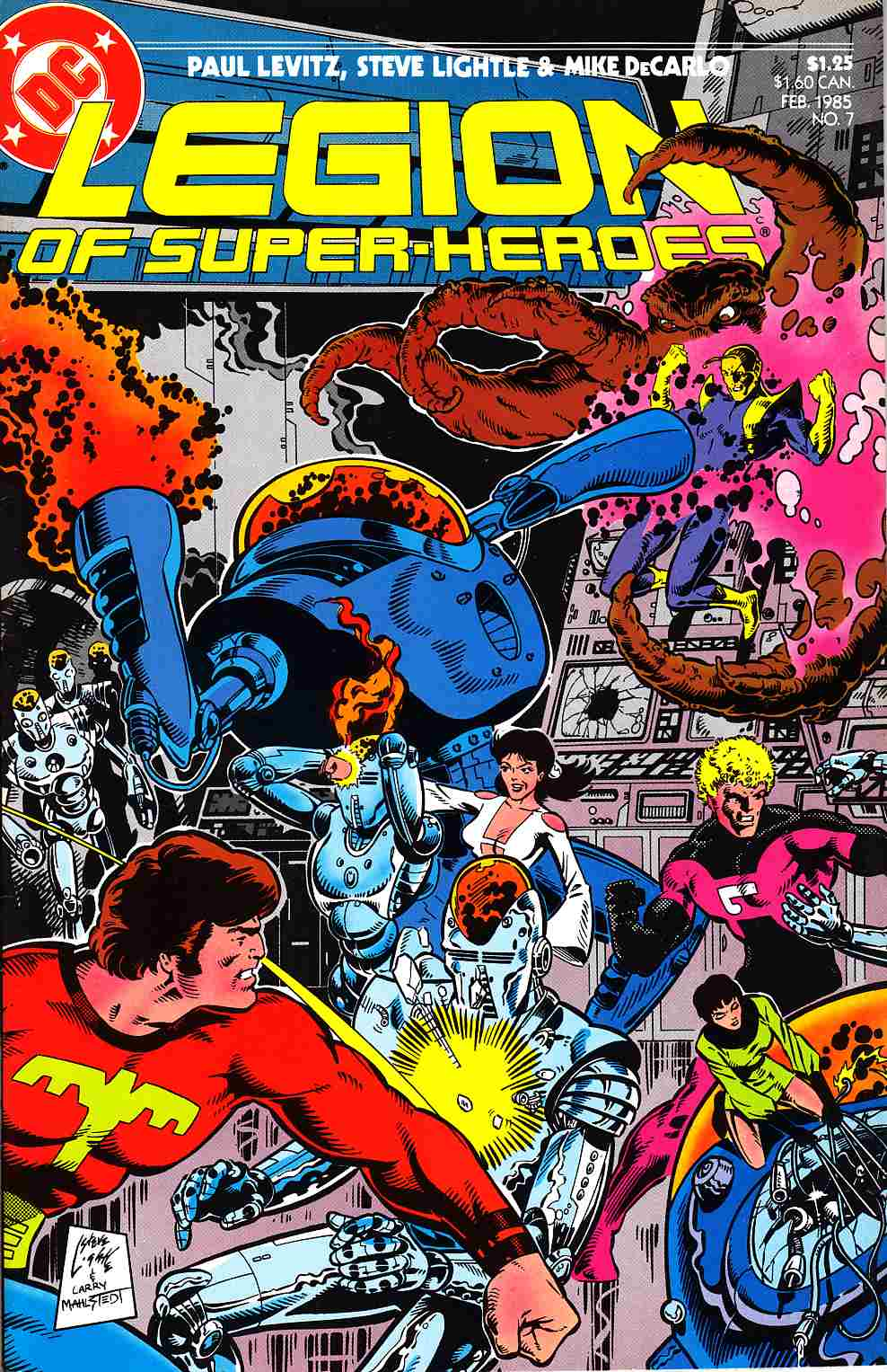 Legion Of Super-Heroes #7 [DC Comic]_THUMBNAIL