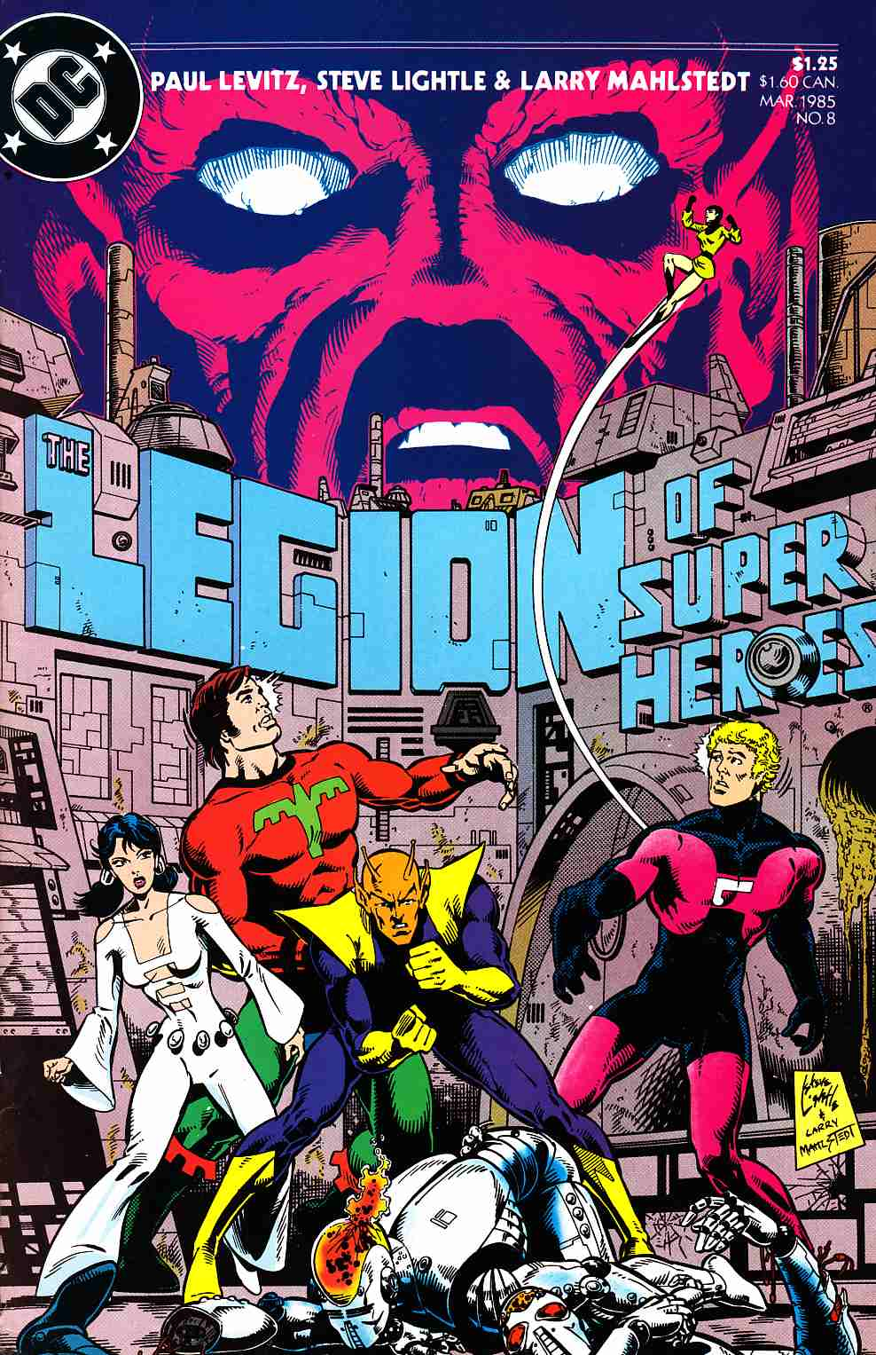 Legion Of Super-Heroes #8 [DC Comic]_THUMBNAIL