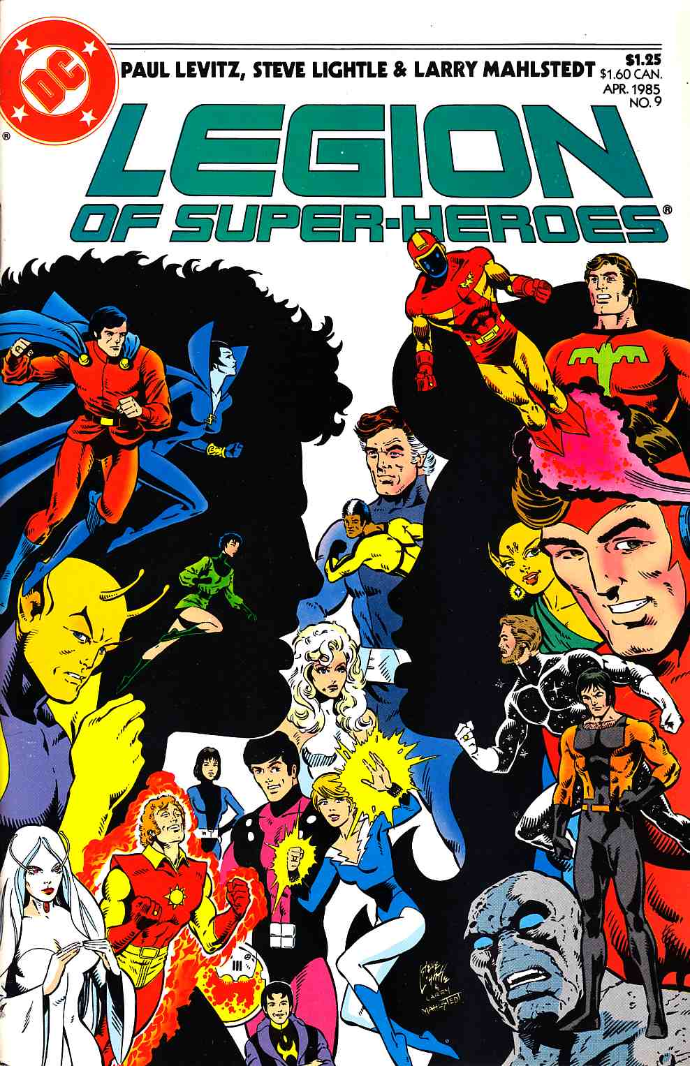 Legion Of Super-Heroes #9 [DC Comic]_THUMBNAIL
