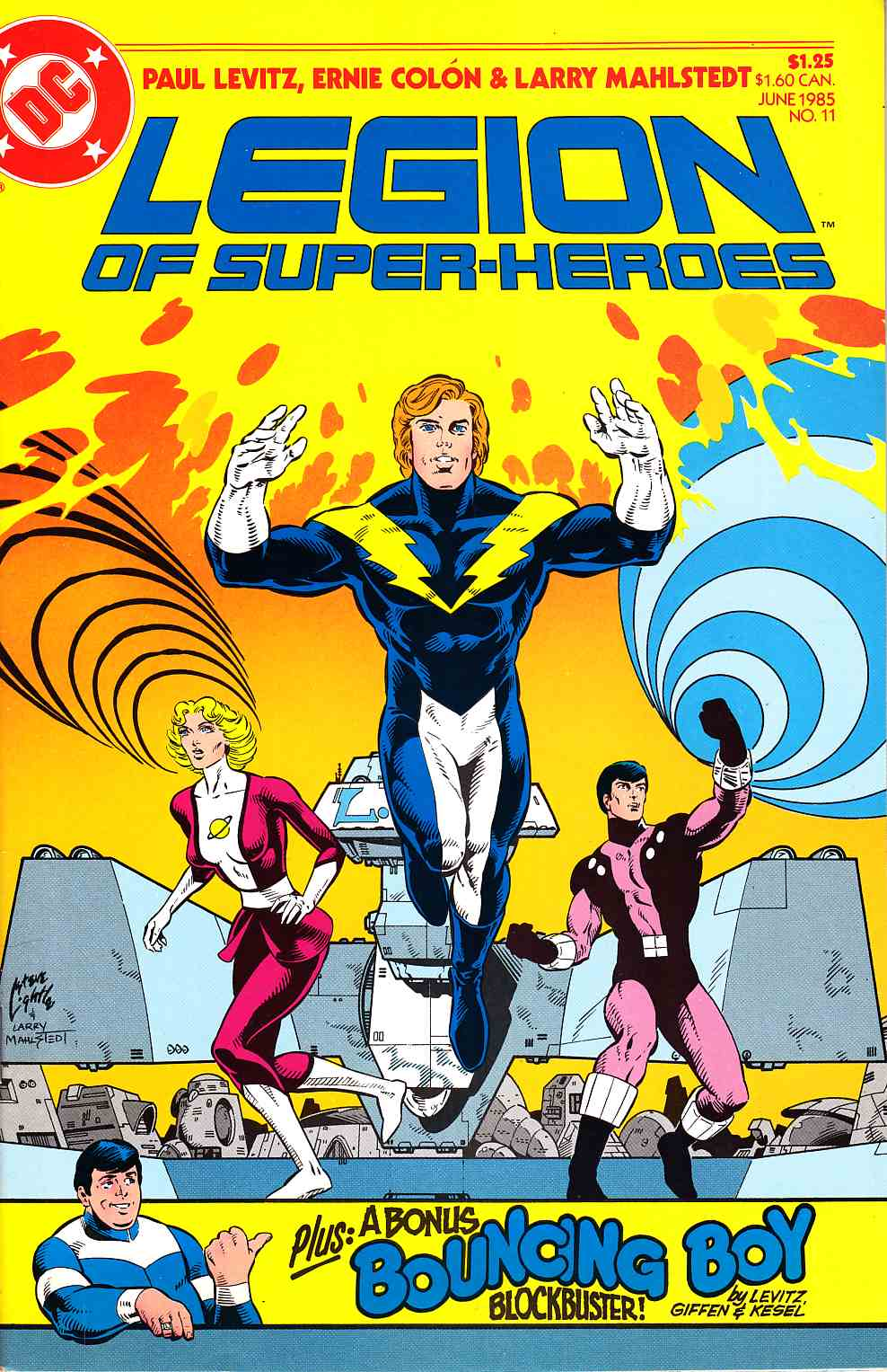 Legion Of Super-Heroes #11 [DC Comic]_THUMBNAIL