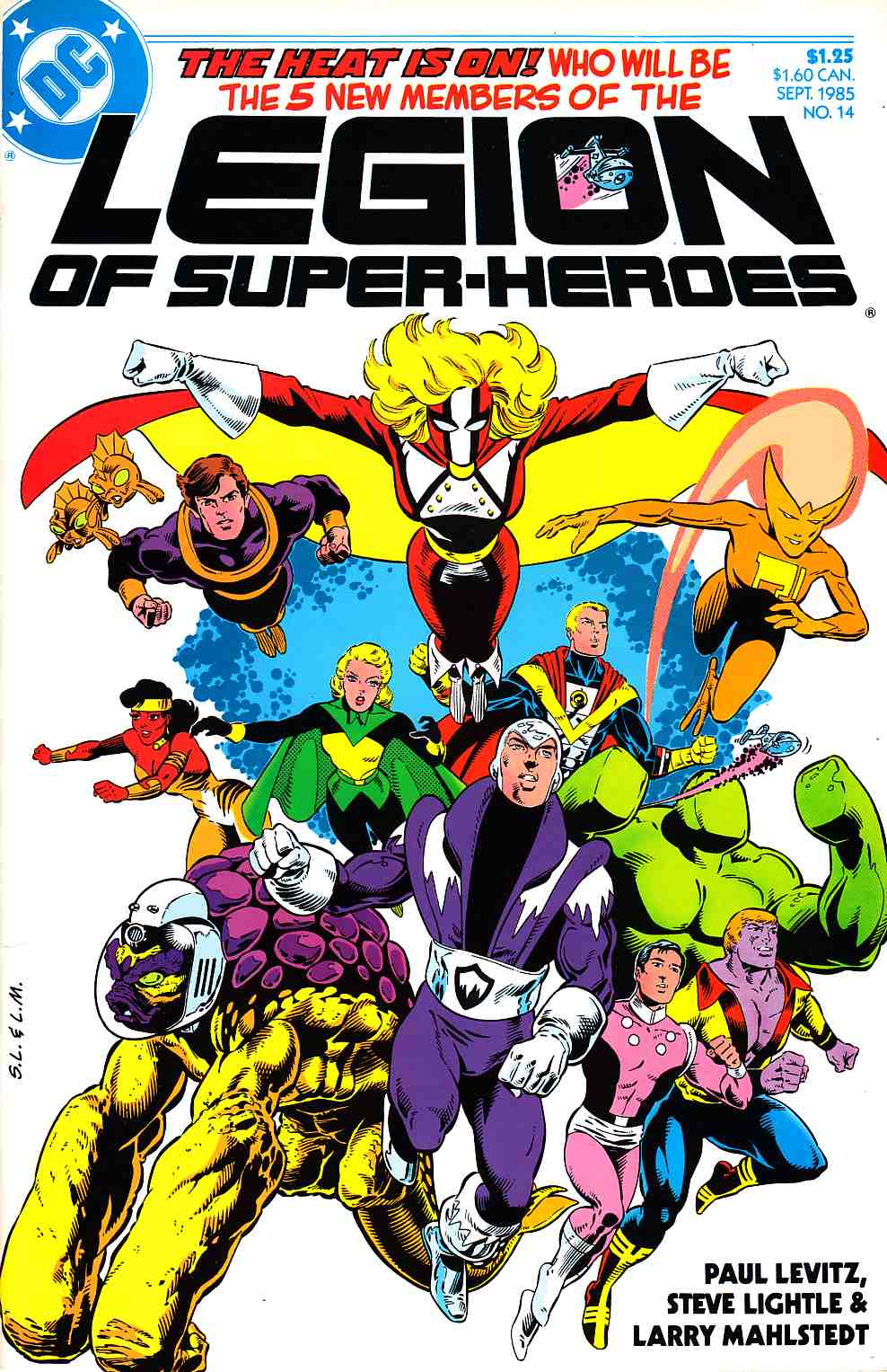 Legion Of Super-Heroes #14 [DC Comic]_THUMBNAIL