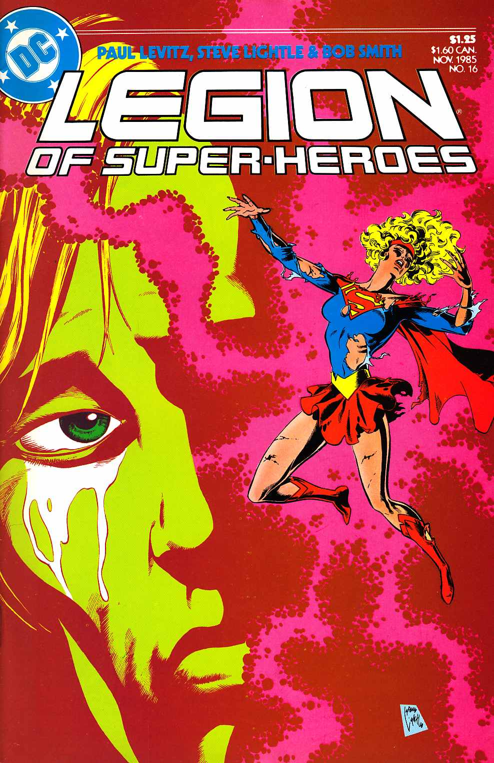 Legion Of Super-Heroes #16 [DC Comic]_THUMBNAIL