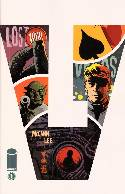 Lost Vegas #1 Cover C- Francavilla Incentive [Comic] THUMBNAIL