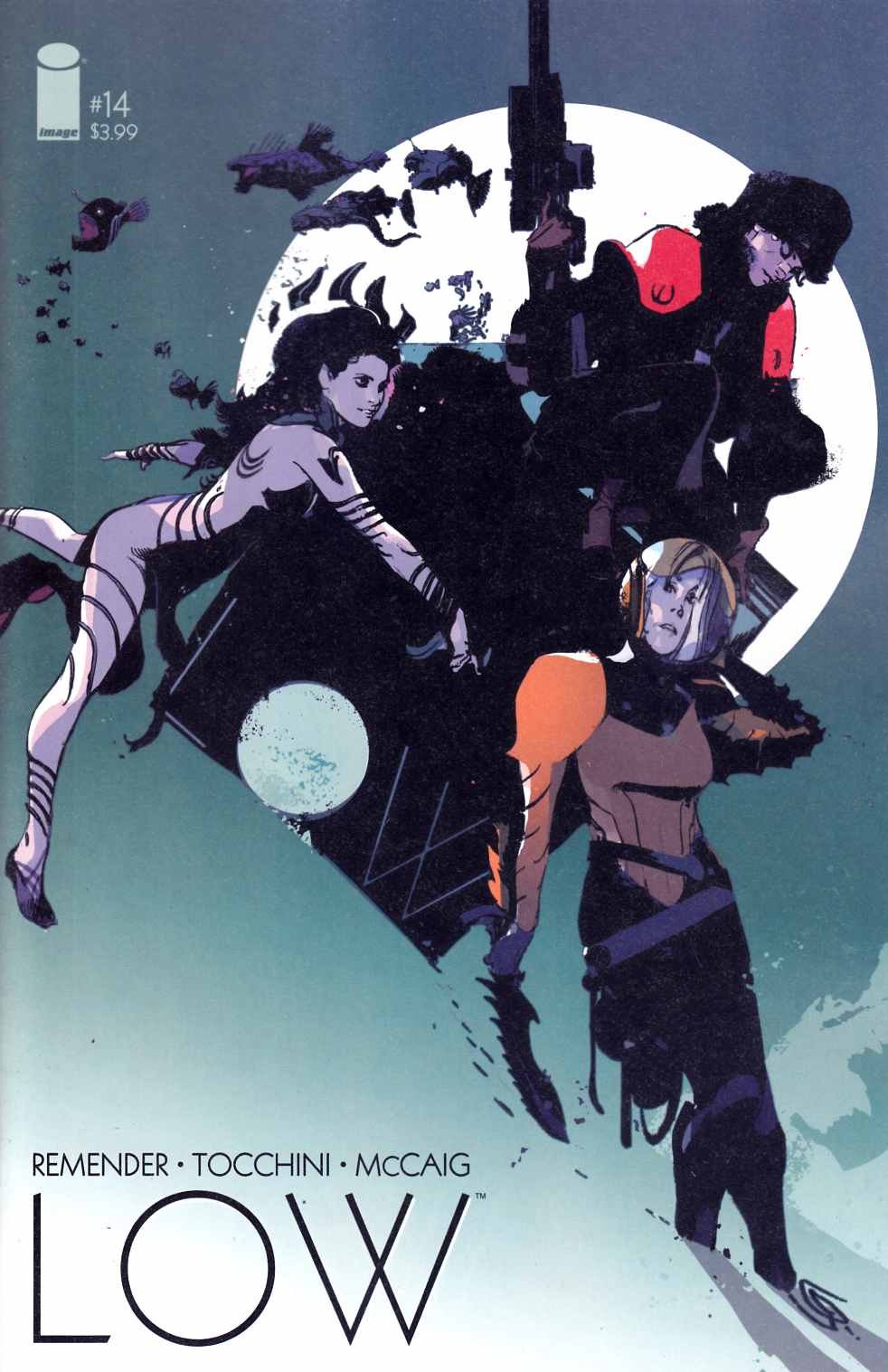 Low #14 Cover B [Image Comic] THUMBNAIL