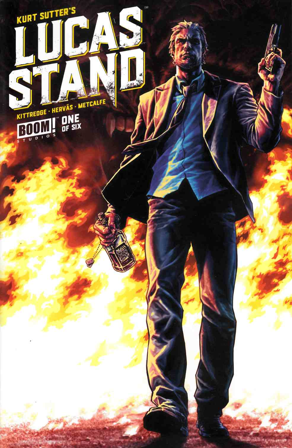 Lucas Stand #1 [Boom Comic]