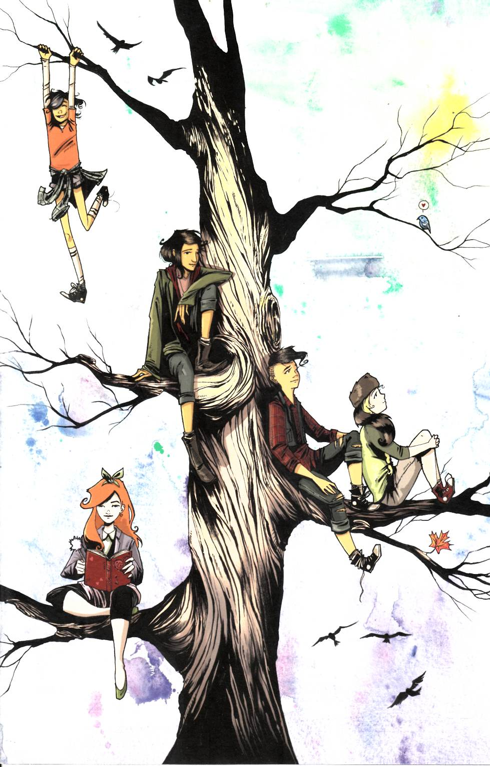 Lumberjanes #1 Calgary Expo Exclusive Cover [Comic]_THUMBNAIL
