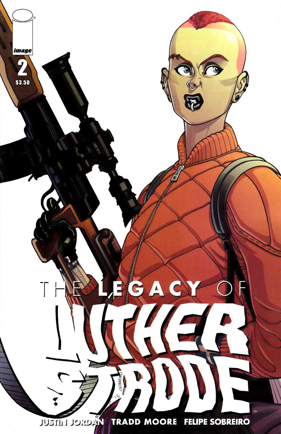 Legacy Of Luther Strode #2 [Image Comic] THUMBNAIL