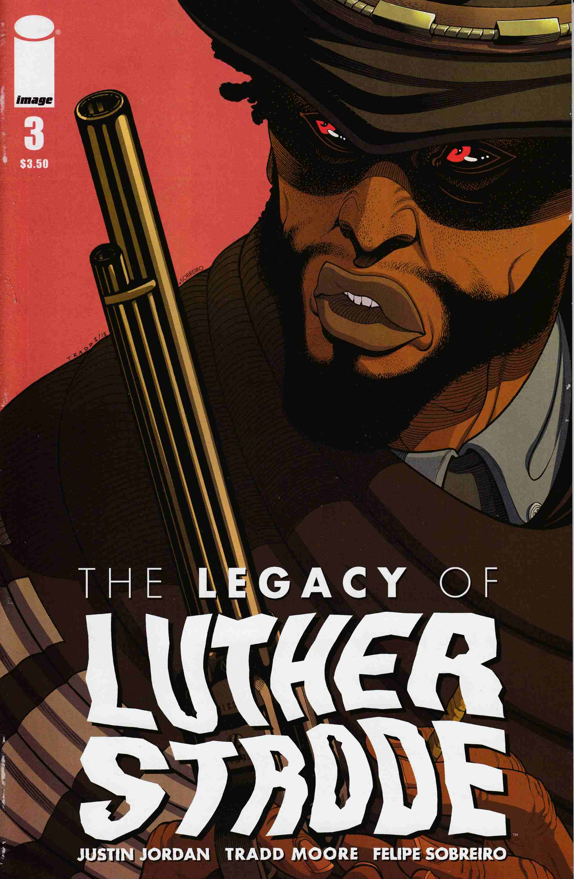 Legacy of Luther Strode #3 [Image Comic] THUMBNAIL