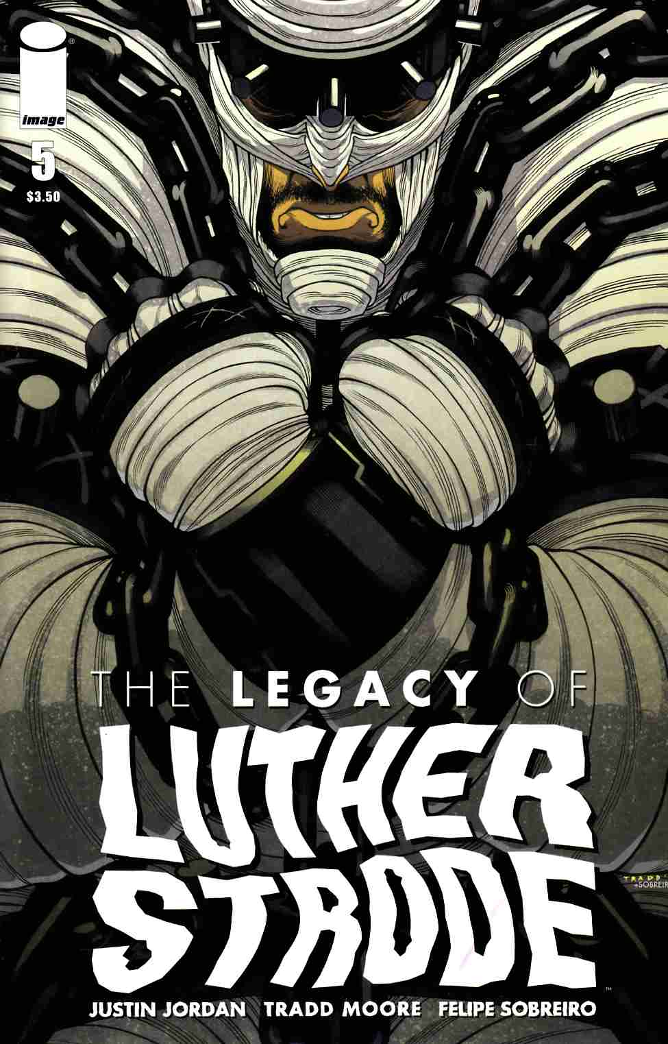 Legacy of Luther Strode #5 [Image Comic] LARGE