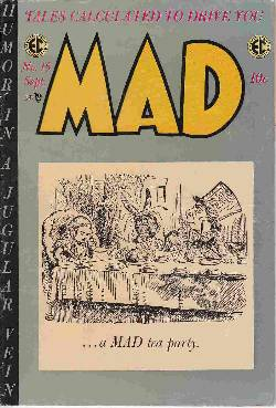 Mad #15 [EC Comic] LARGE