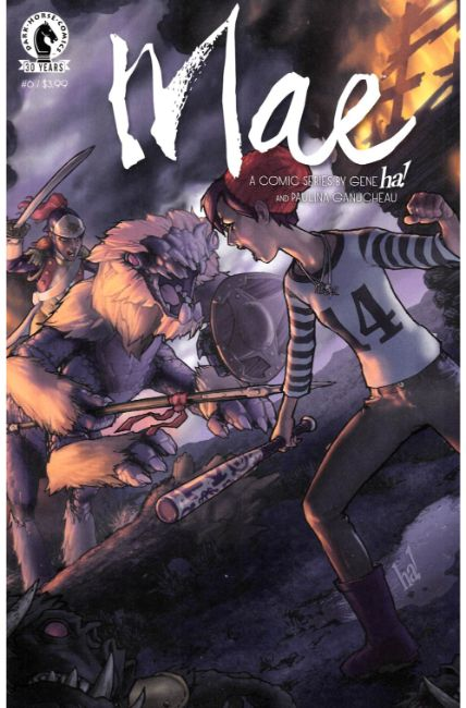 Mae #6 [Dark Horse Comic] LARGE
