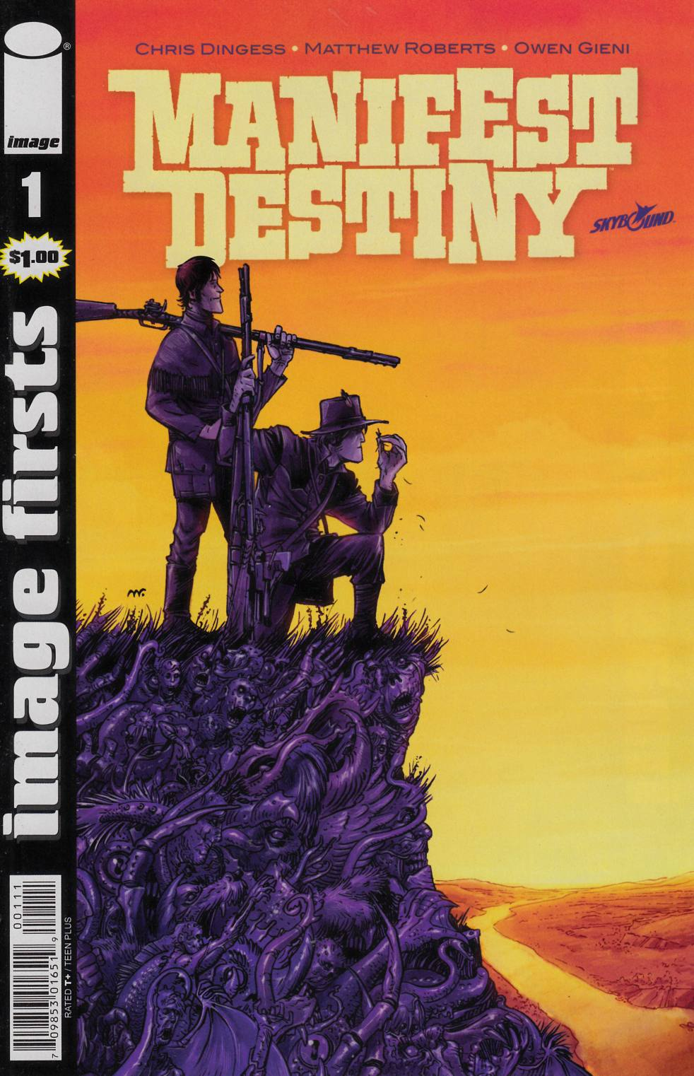 Manifest Destiny #1 Image Firsts Edition [Comic] THUMBNAIL