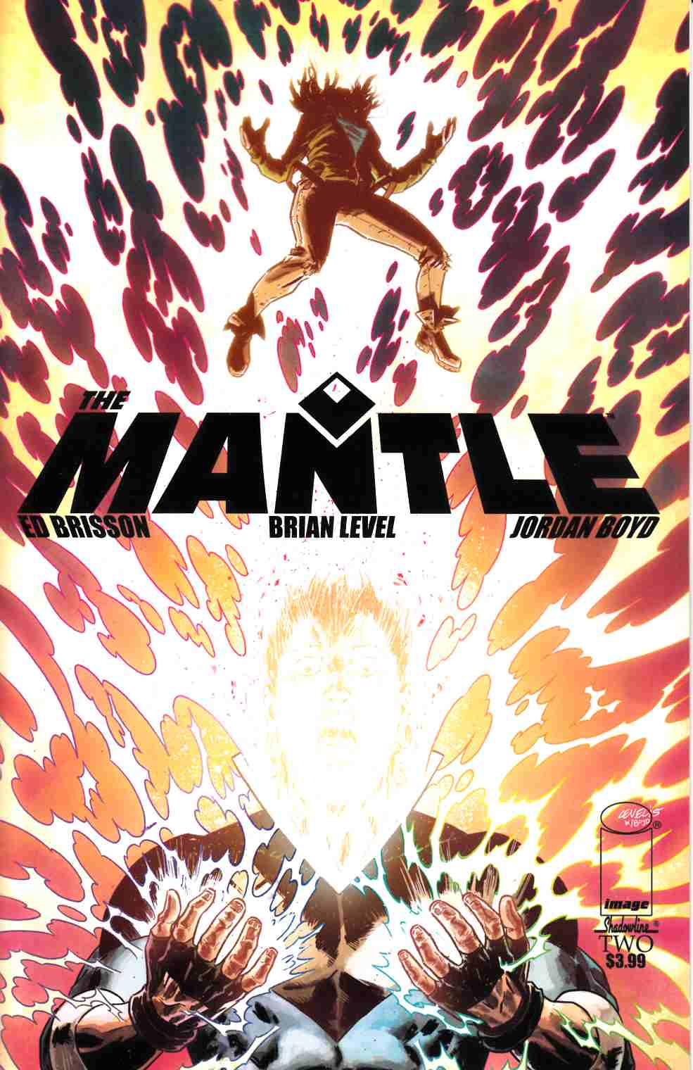 Mantle #2 [Image Comic]
