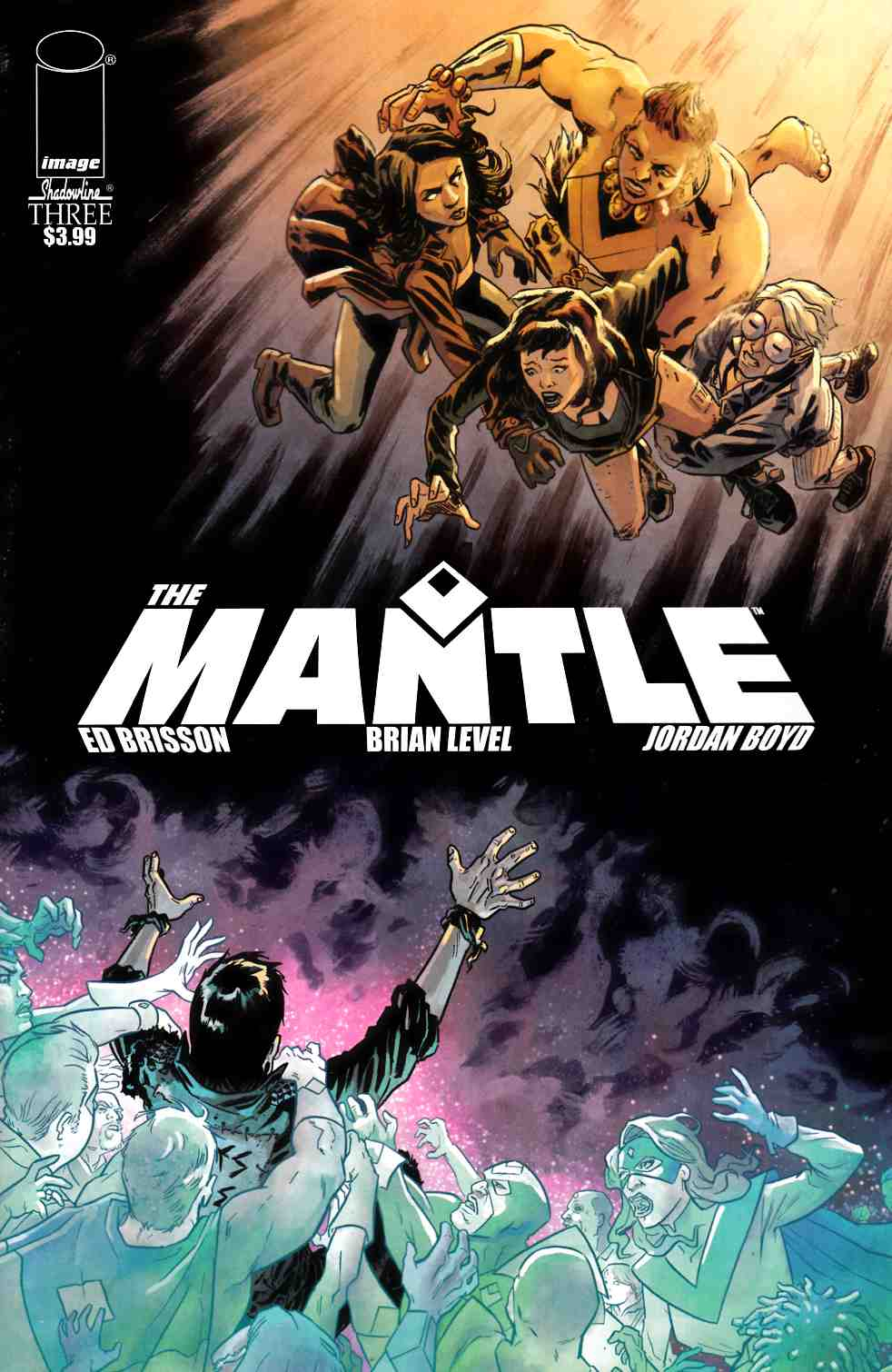 Mantle #3 [Image Comic]