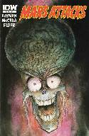 Mars Attacks #2 Cover RI- Sam Kieth Variant [Comic] THUMBNAIL