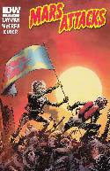 Mars Attacks #3 [IDW Comic] THUMBNAIL