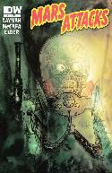 Mars Attacks #5 Cover RI Templesmith Variant [Comic] THUMBNAIL