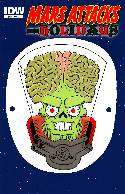 Mars Attacks Holidays (One Shot) Cover C [Comic] THUMBNAIL