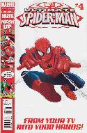 Marvel Universe Ultimate Spider-Man #4 [Comic] THUMBNAIL