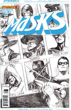 Masks #6 Ross Sketch Incentive Cover [Comic]_LARGE