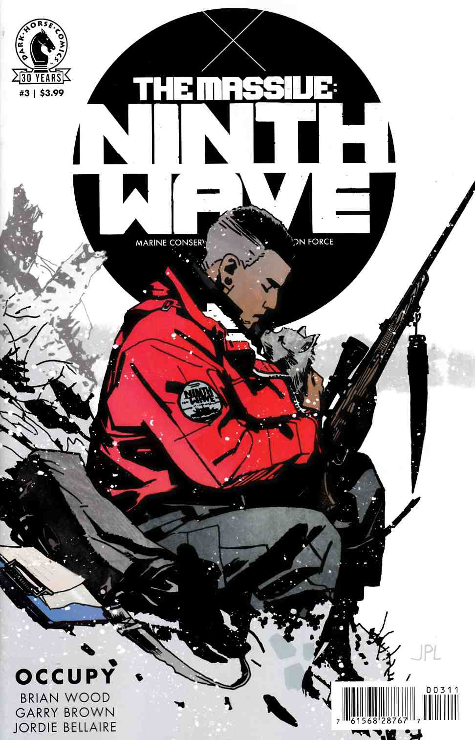 Massive Ninth Wave #3 [Dark Horse Comic] THUMBNAIL