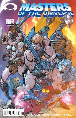 Masters of the Universe #1 Cover B [Comic] LARGE