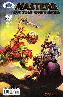 Masters of the Universe #4 Cover B [Comic]