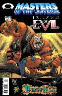 Masters of the Universe Icons of Evil Beast Man (One Shot) [Comic]