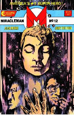Miracleman #12 [Eclipse Comic] LARGE