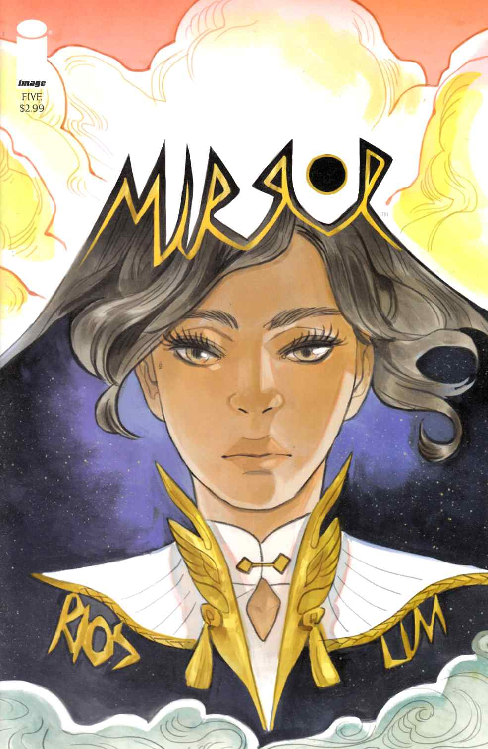 Mirror #5 [Image Comic]