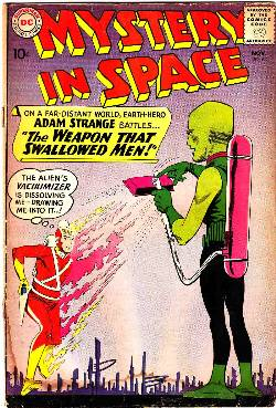 Mystery in Space #63 [DC Comic] LARGE