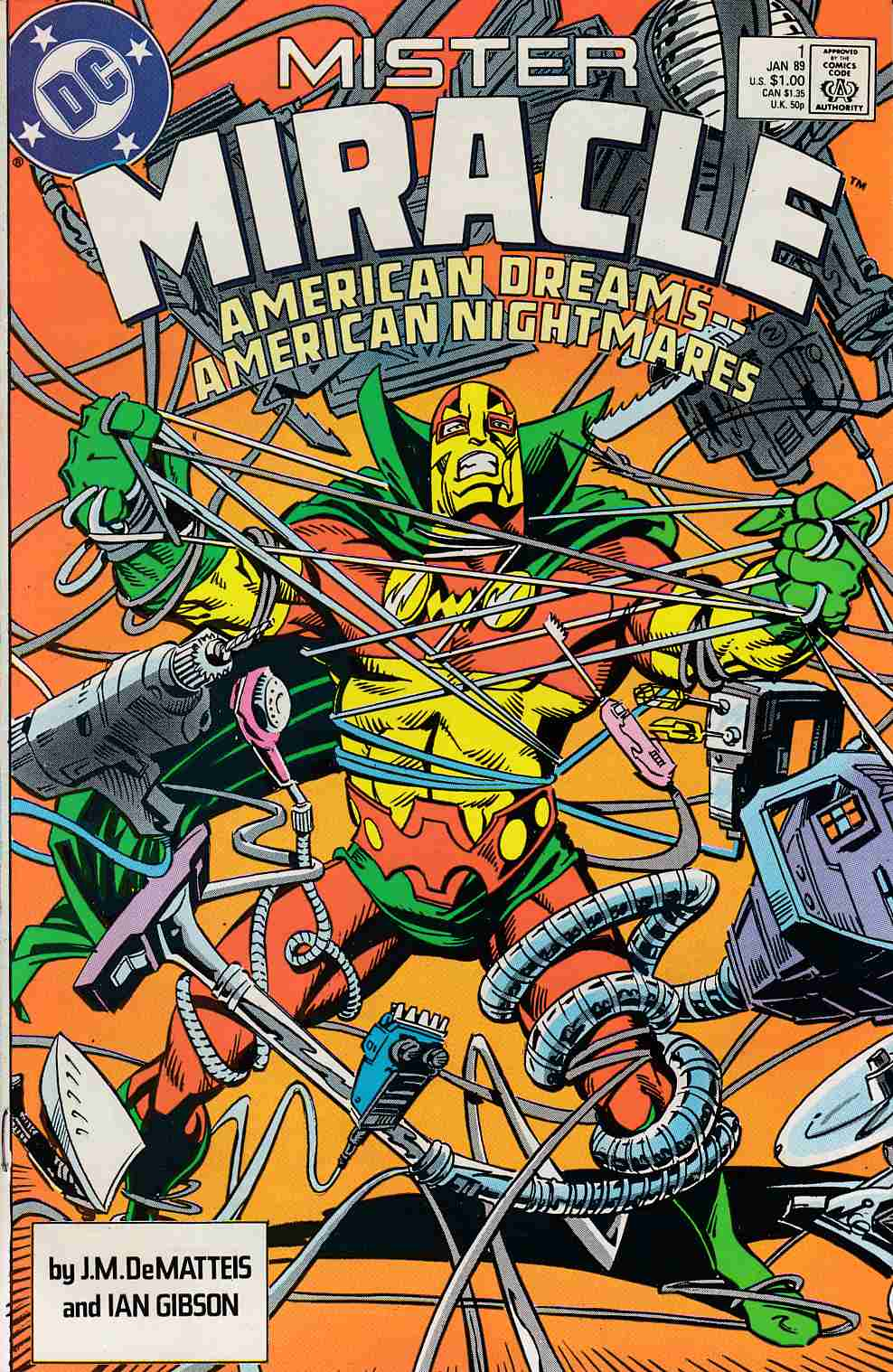 Mister Miracle #1 Very Fine (8.0) [DC Comic] LARGE