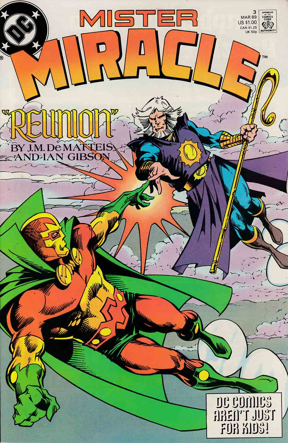 Mister Miracle #3 Very Fine (8.0) [DC Comic] THUMBNAIL
