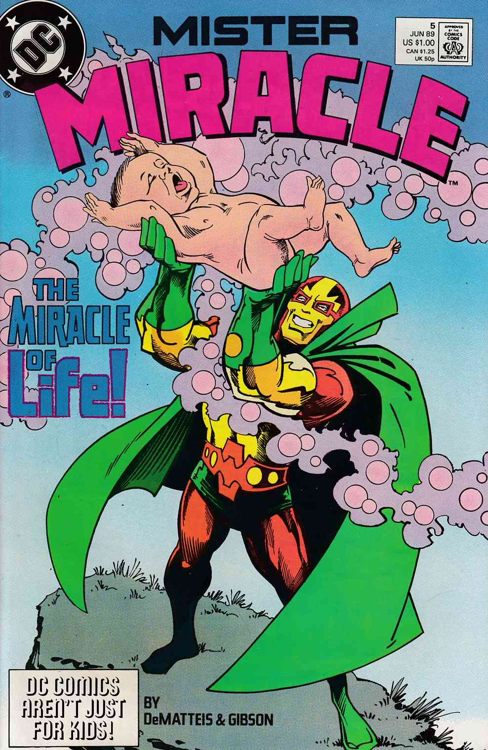 Mister Miracle #5 Very Fine (8.0) [DC Comic] THUMBNAIL