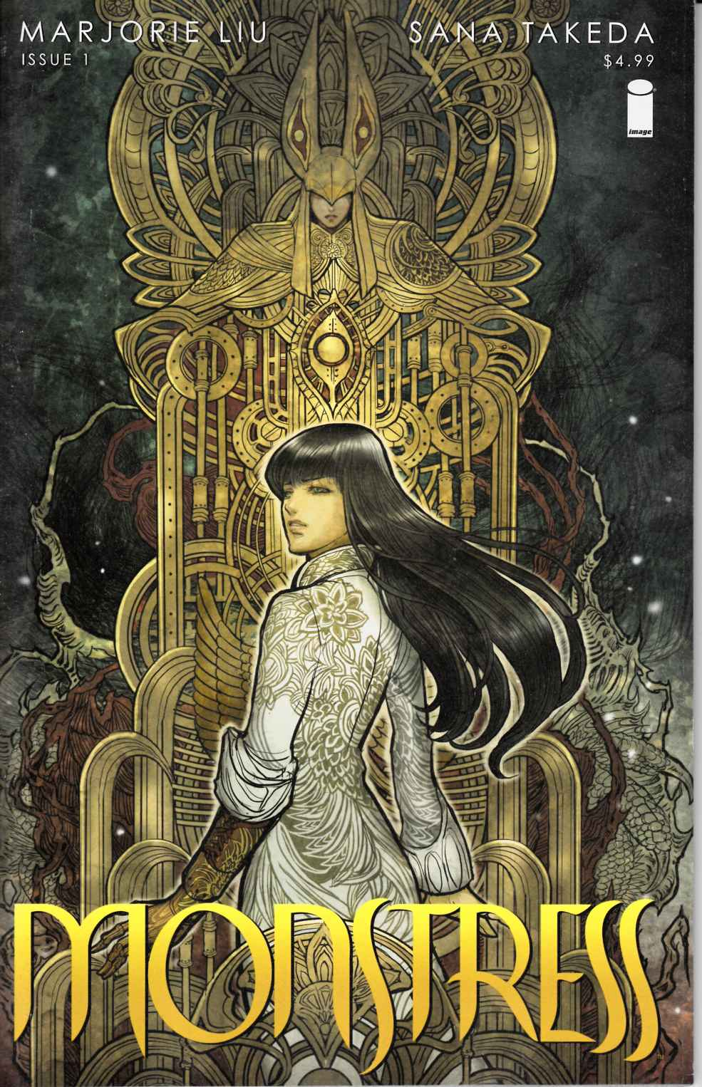 Monstress #1 [Image Comic]